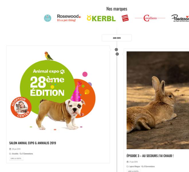 Blog boutique animalerie en ligne