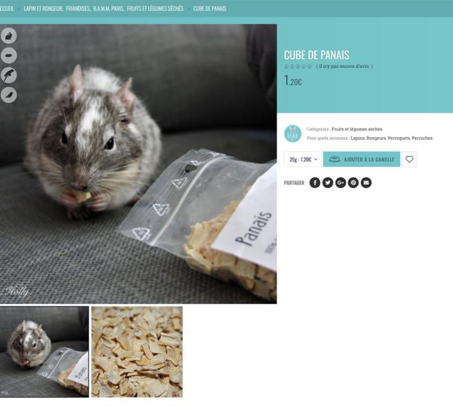 Produit boutique animalerie en ligne